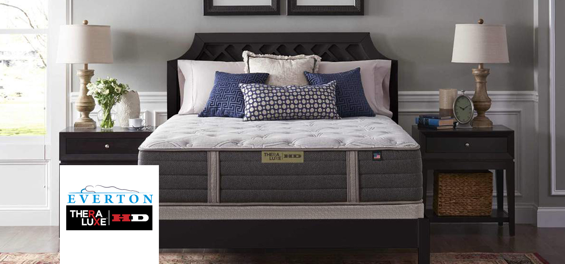 Theraluxe Hd By Everton Mattress Rx